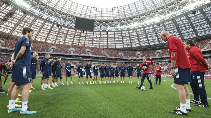 Самедов дал совет сборной России перед матчем с командой Хорватии
