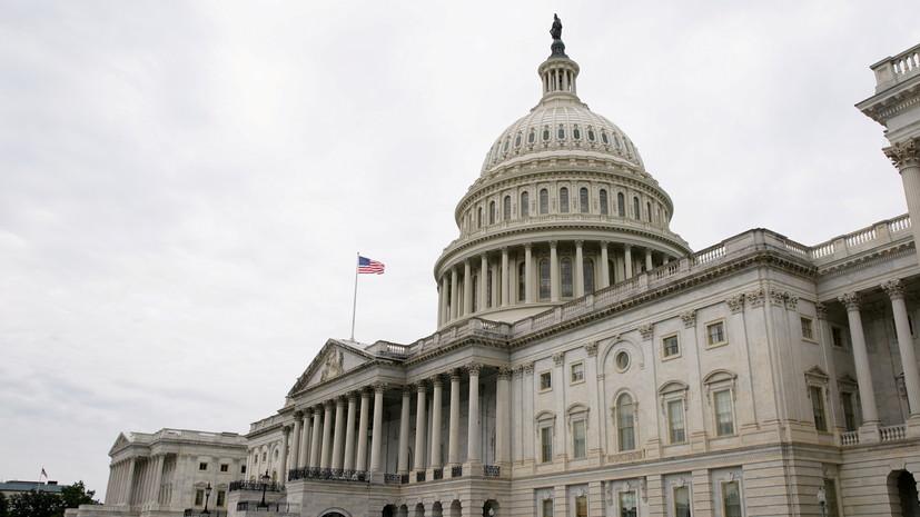 В сенате США раскритиковали политику Байдена в Афганистане
