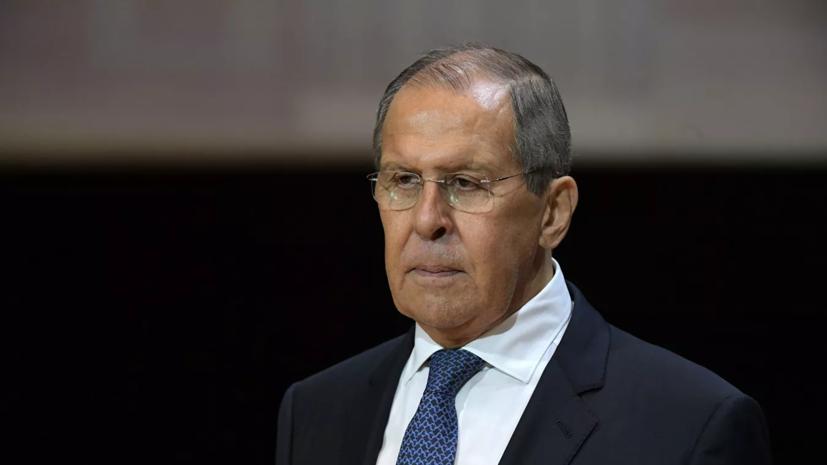 Лавров прокомментировал отношения России и Грузии