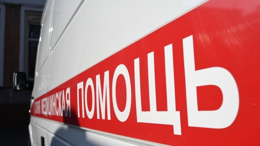 В Тамбовской области в ДТП с автобусом пострадали восемь человек