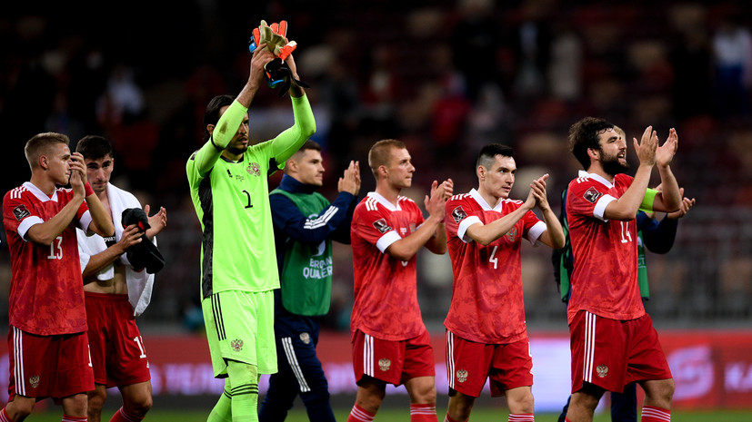 Высокий прессинг, игра в касание и плотность в обороне: как Россия сыграла вничью с Хорватией в отборочном матче ЧМ-2022