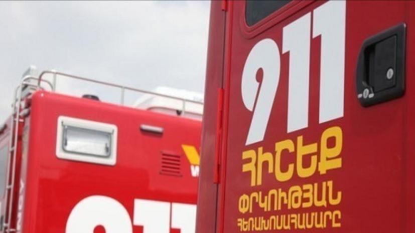 В Армении более 30 человек пострадали в ДТП с автобусом