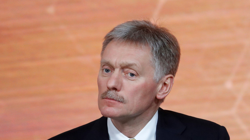 Песков высказался о возможности встречи Путина и Зеленского