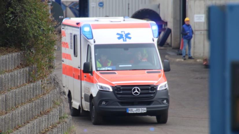 При взрыве в жилом доме в Баварии пострадали не менее двух человек