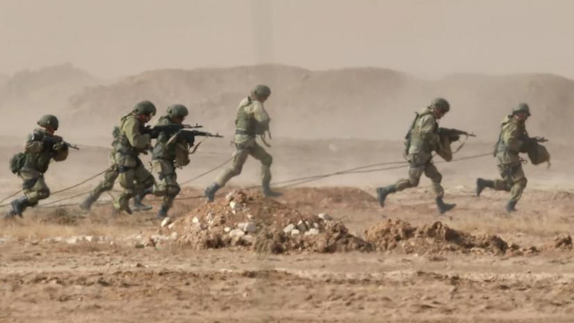 В Киргизии начались мобилизационные учения «Юг-2021»