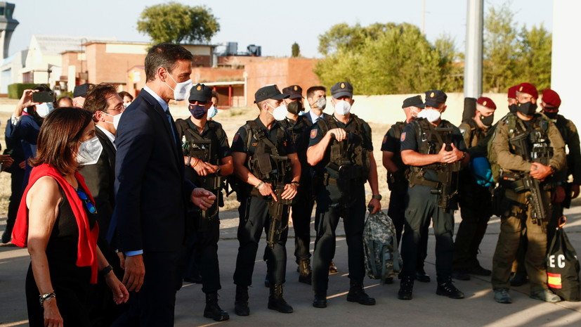 В Минобороны Испании заявили, что Европа получила тяжёлый урок в Афганистане