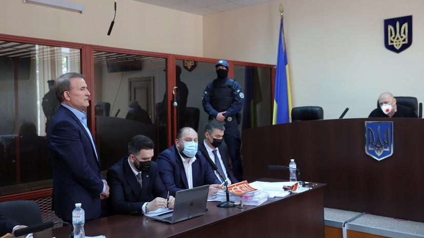 Суд в Киеве продлил домашний арест Медведчука до 31 октября