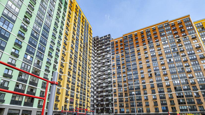 В Калининградской области построили 7188 квартир с начала года