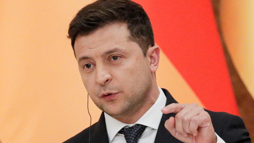 В Совфеде прокомментировали слова Зеленского о том, что Украина станет лидером Европы