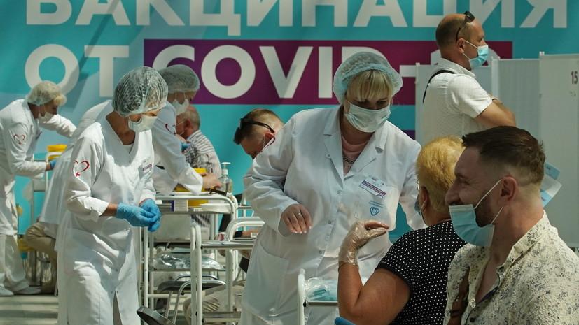 Голикова предположила, что Россия достигнет коллективного иммунитета от коронавируса осенью