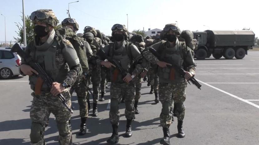 В Вооружённых силах Казахстана началась внезапная проверка войск