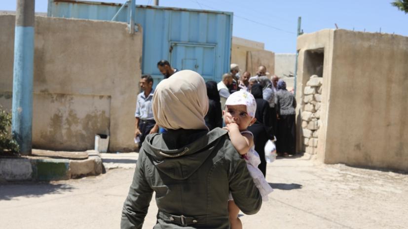 Военные из России и Сирии обеспечили доставку гумпомощи ООН в Идлиб