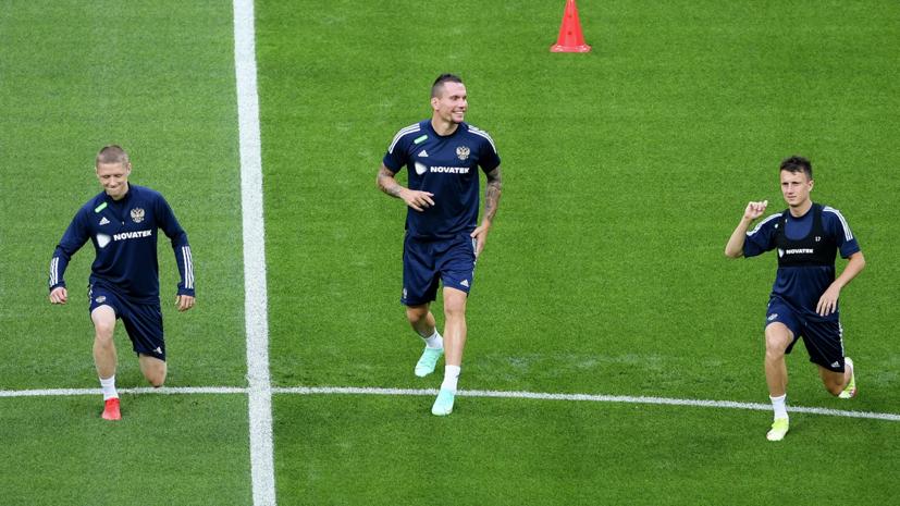 Жемалетдинов забил Кипру в матче отбора ЧМ-2022