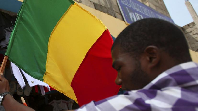 Глава мятежников в Гвинее объявил о роспуске правительства