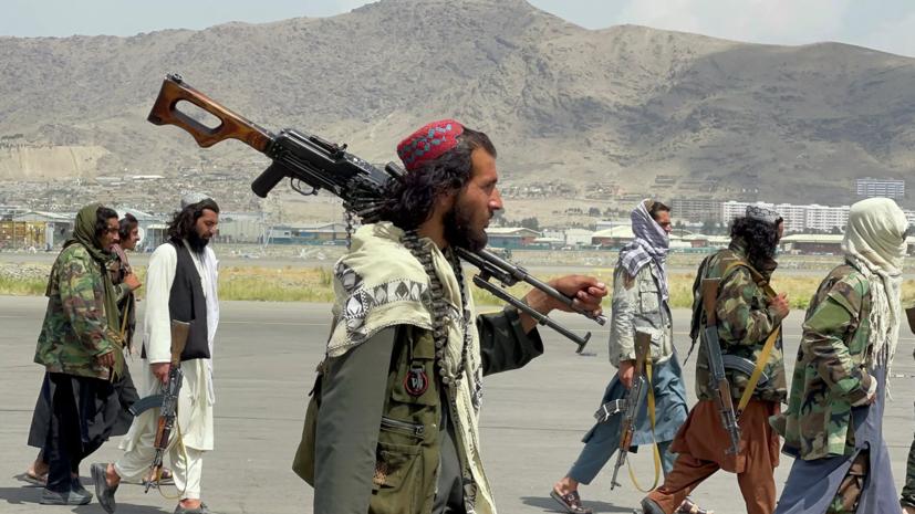 Талибы объявили о заинтересованности в отношениях с Россией и Ираном