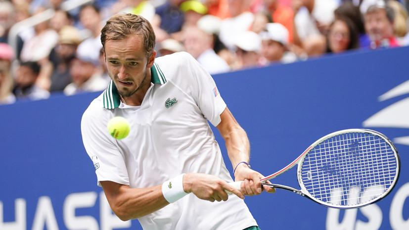 Кафельников: только Джокович помешает Медведеву выиграть US Open
