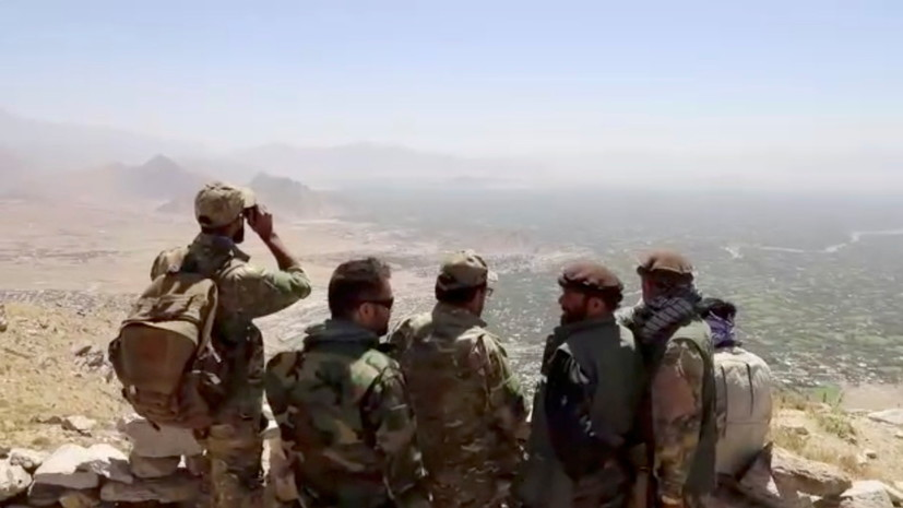Фронт сопротивления талибам в Афганистане назвал условие прекращения боёв