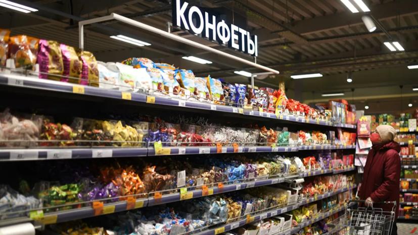 В России отмечен рост экспорта кондитерских изделий