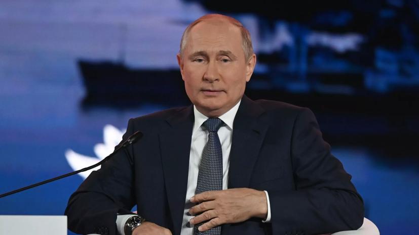 Путин 9 сентября примет участие в саммите БРИКС