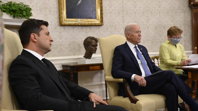 Кулеба: Байден заявил, что Украина не останется наедине с Россией