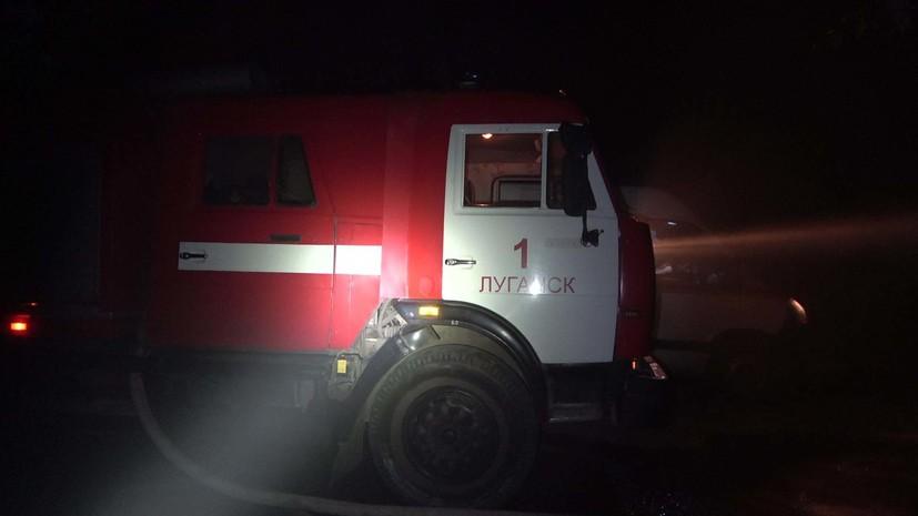 В Донбассе в результате обрыва троса в шахте погибли горняки