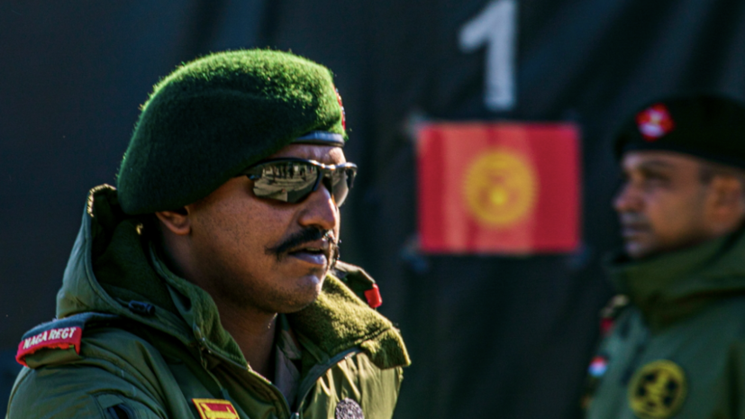 Военные из семи государств прибыли в Россию на учения «Запад-2021»