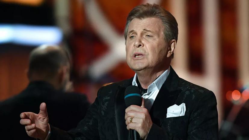 Лещенко назвал Краснова большим художником