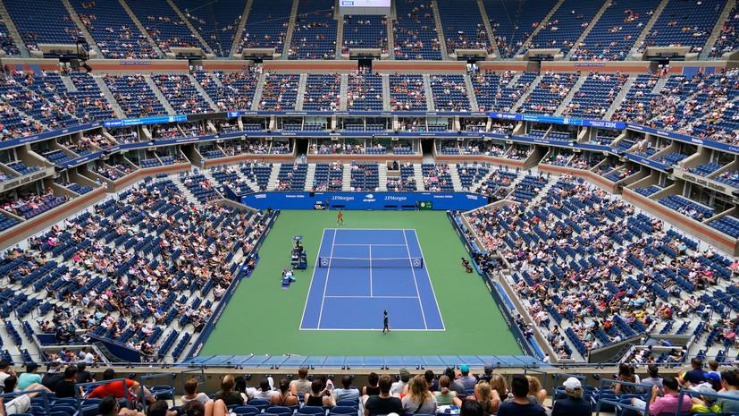 Впервые в истории US Open американские теннисисты не вышли в четвертьфинал
