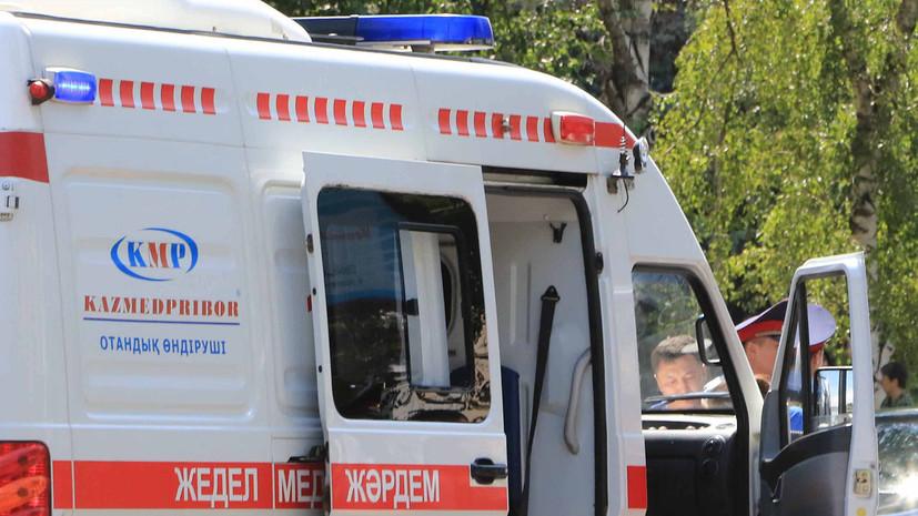 Число жертв взрывов на складе боеприпасов в Казахстане достигло 16