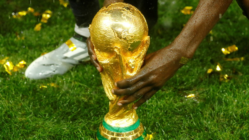Источник: Франция может поддержать идею ФИФА проводить чемпионат мира раз в два года