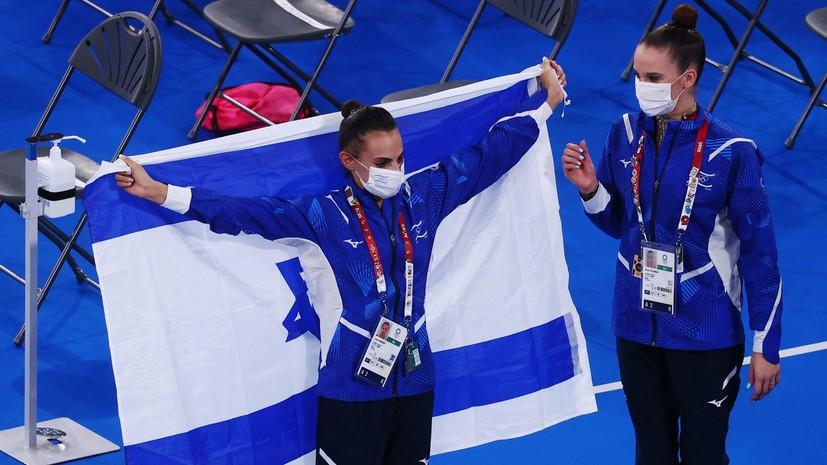 Кудрявцева прокомментировала снятие сборной Израиля с ЧМ по художественной гимнастике
