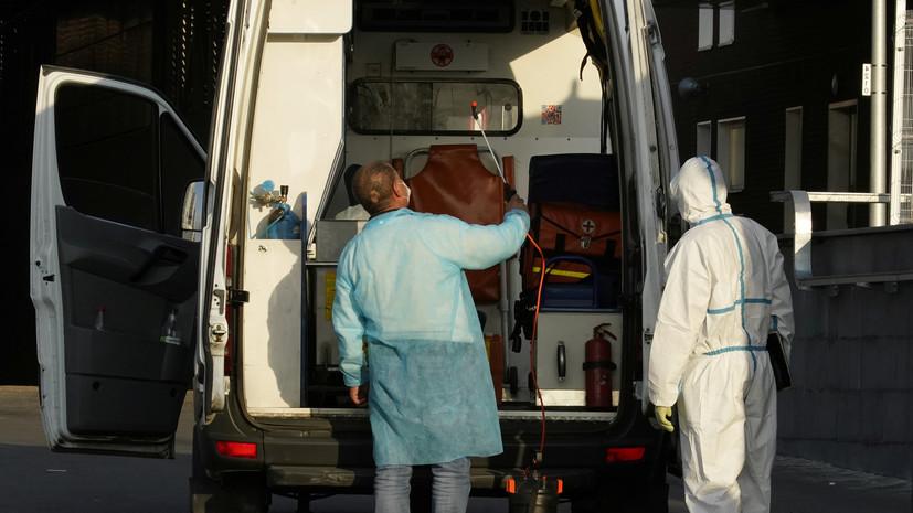 В Тамбовской области зарегистрировали 89 случаев коронавируса за сутки