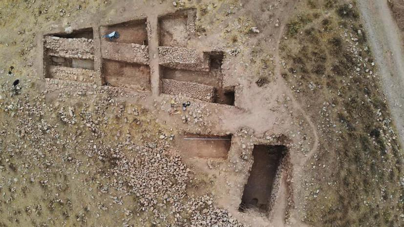 «Единственная в Северной Бактрии»: что обнаружили археологи в эллинистической крепости Узундара