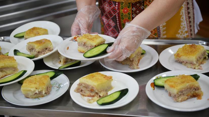 Диетолог Соломатина прокомментировала питание в школах