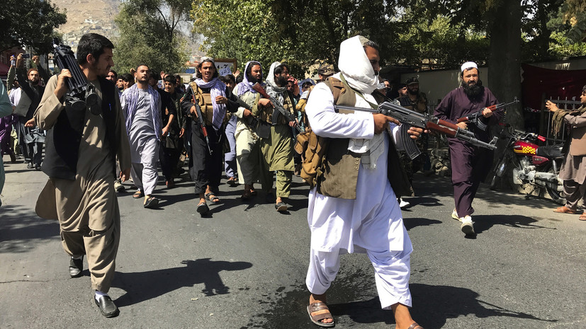 Отряды сопротивления талибам отказались признать новое правительство Афганистана