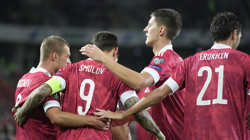 В сборной России отреагировали на незасчитанный гол Осипенко в игре с Мальтой