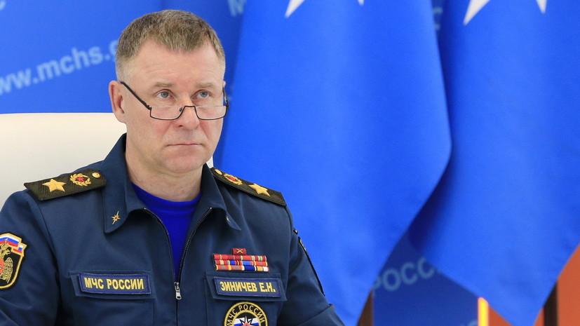 Вице-премьер Борисов назвал Зиничева преданным государственным деятелем