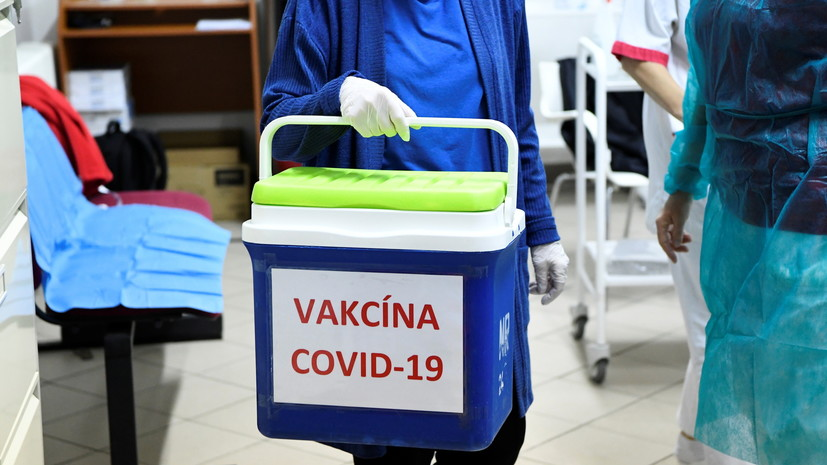 В Словакии начинается вакцинация от COVID-19 детей от пяти лет