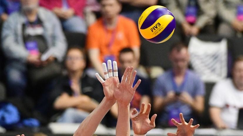 Россия сыграет с Украиной в 1/8 финала ЧЕ по волейболу