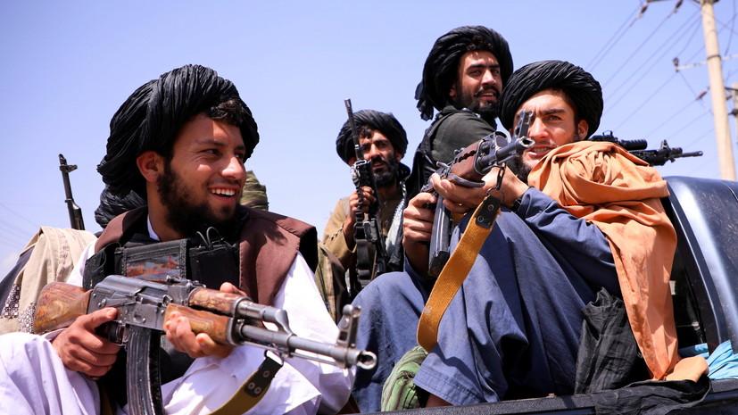 В «Талибане» призвали посольства стран вновь открыть представительства в Кабуле