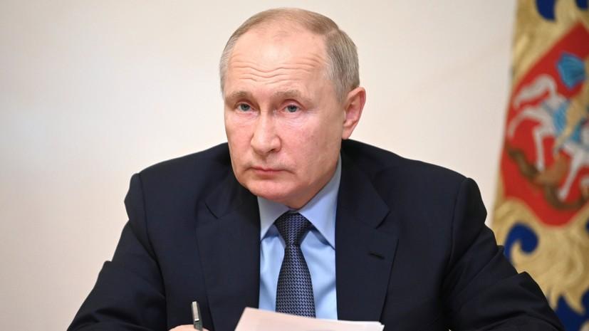 Путин высказался об отношениях России с Таджикистаном