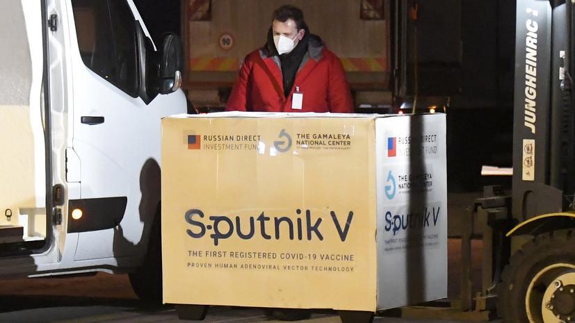 Мурашко заявил о признании G20 «Спутника V» лучшей вакциной от COVID-19