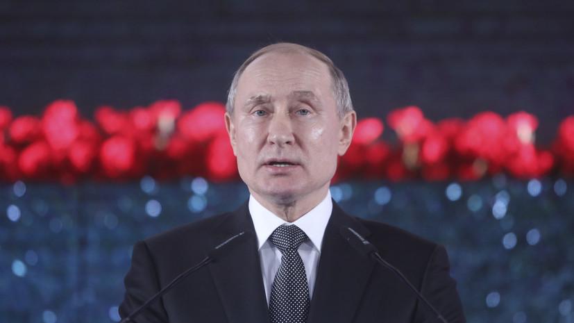 Путин планирует лично проститься с главой МЧС Зиничевым