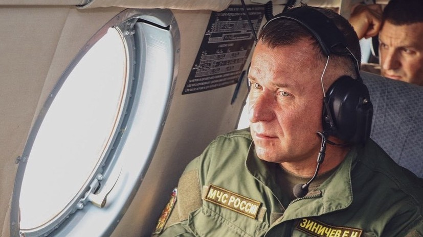 Песков назвал кощунственными измышлениями версии о гибели главы МЧС Зиничева