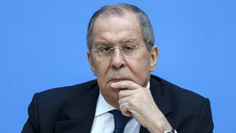 Лавров ответил на призыв Кулебы провести встречу в нормандском формате