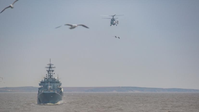 Северный флот начал учения в Арктике с привлечением до 8 тысяч военных