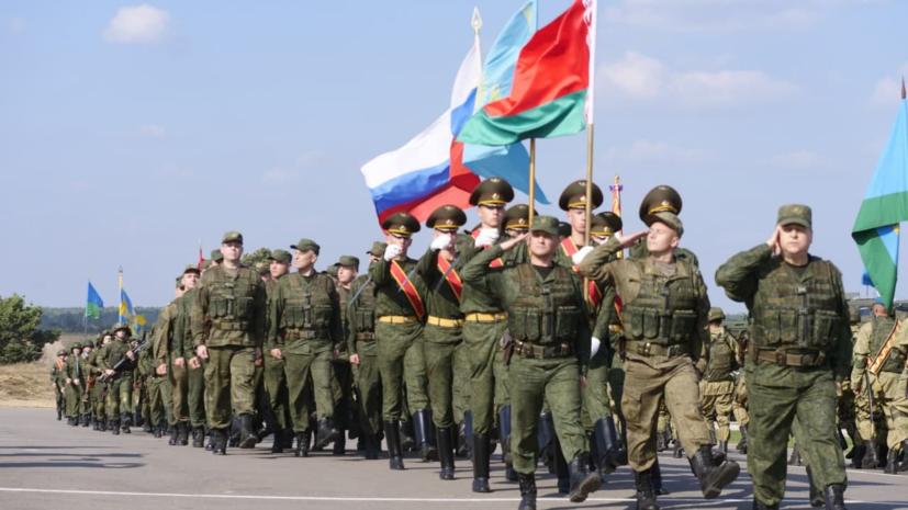 В Минске заявили, что учения покажут бесперспективность разговора с позиции силы