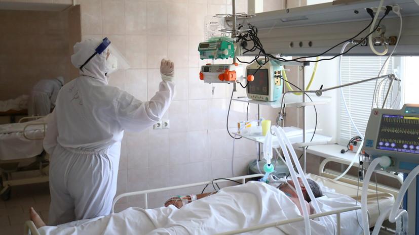 «Чётко знаем, что будет в сентябре»: власти Москвы оценили вероятность четвёртой волны коронавируса