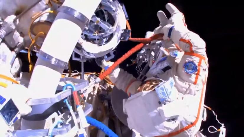 Модуль «Наука» подключён к компьютерной сети МКС