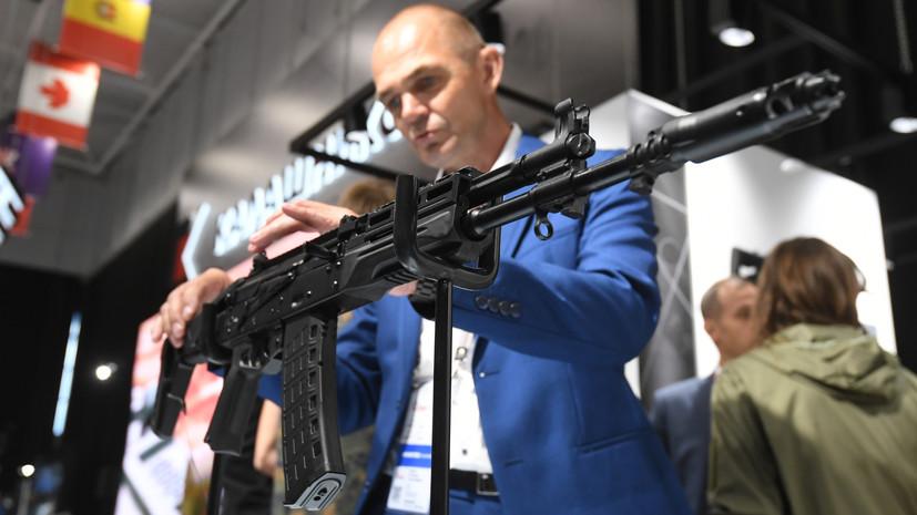 Эволюция эргономики: как развивается семейство новейших российских автоматов АК-12